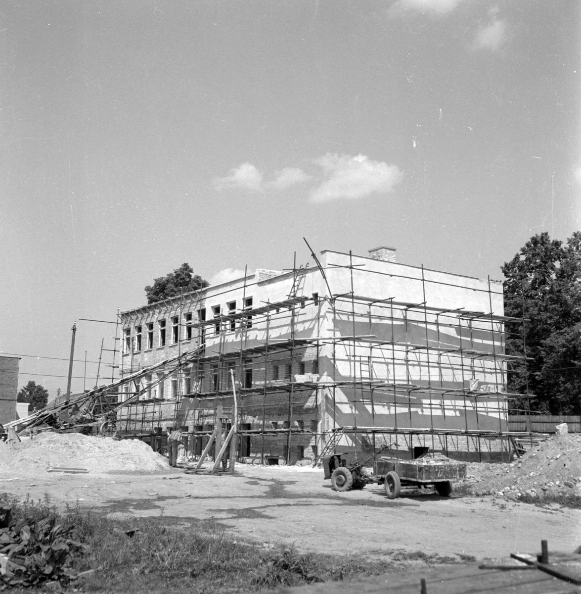 Budowa siedziby MZBM [4]
