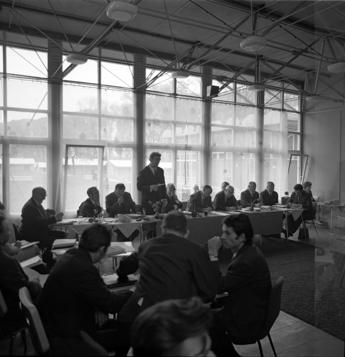 """Konferencja PTE w """"Róży Wiatrów"""", 1972 r. [7]"""
