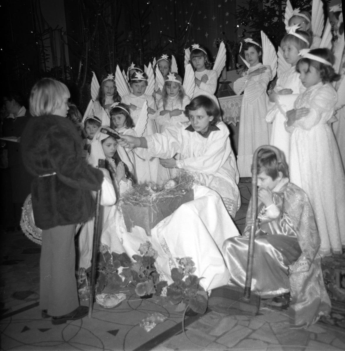 Jasełka w kościele św. Brunona,1977 r. [3]