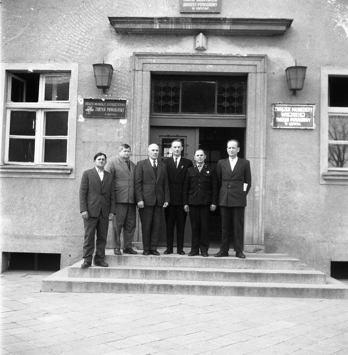 Spotkanie weteranów walk o Berlin w KP PZPR [2]