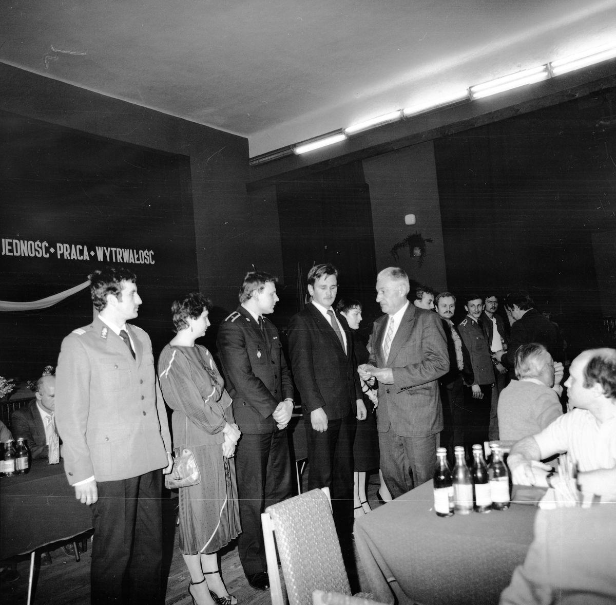 Spotkanie giżyckich struktur PZPR, 1986 r. [8]