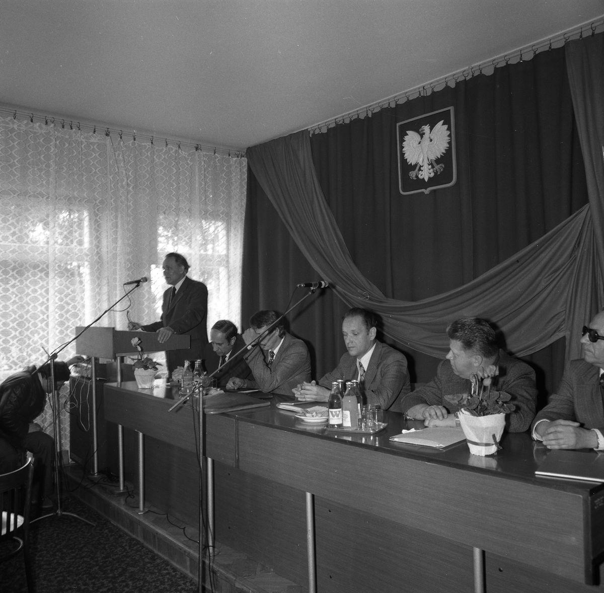 Wizyta konsula ZSRR w siedzibie KM PZPR [2]