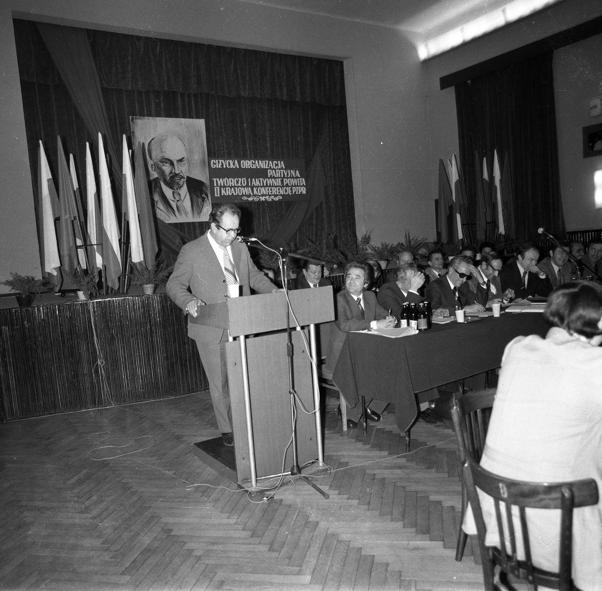 Konferencja sprawozdawczo-wyborcza PZPR [8]