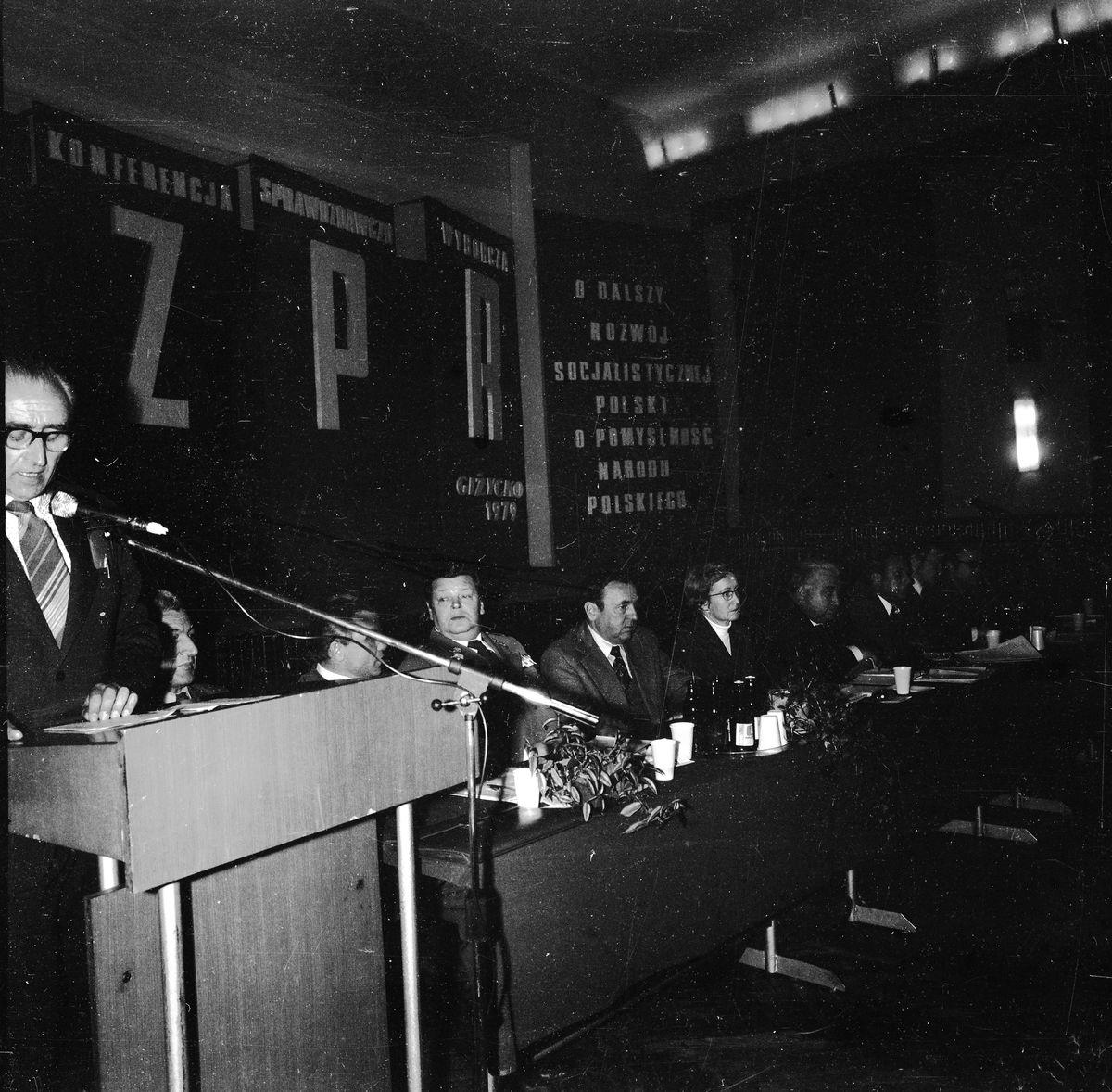 Konferencja sprawozdawczo-wyborcza PZPR [1]