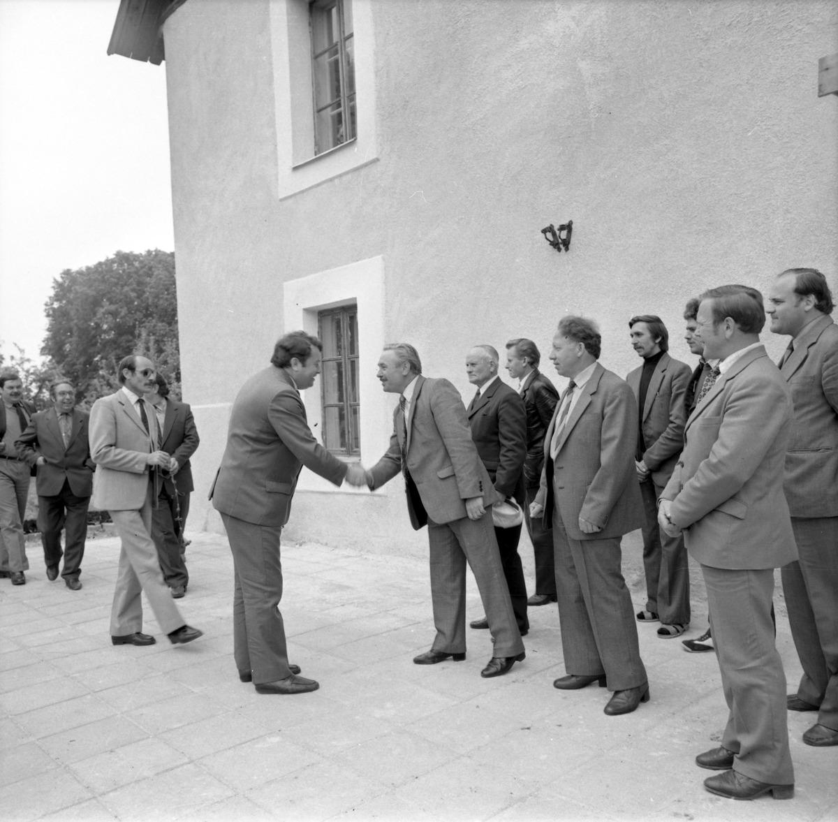 Wizyty i delegacje międzynarodowe