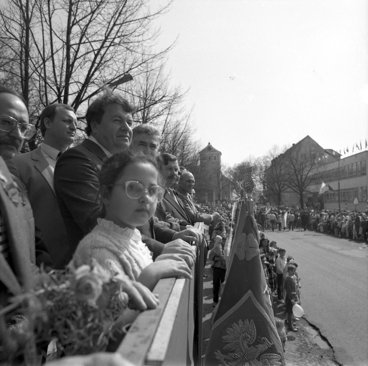 Święto Pracy, 1988 r.