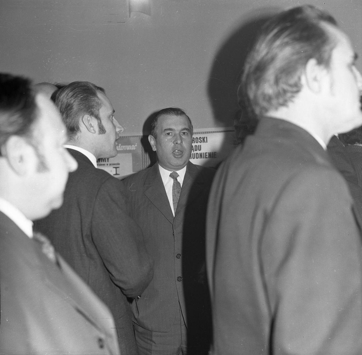 Spotkanie partyjne, 1974 r. [2]