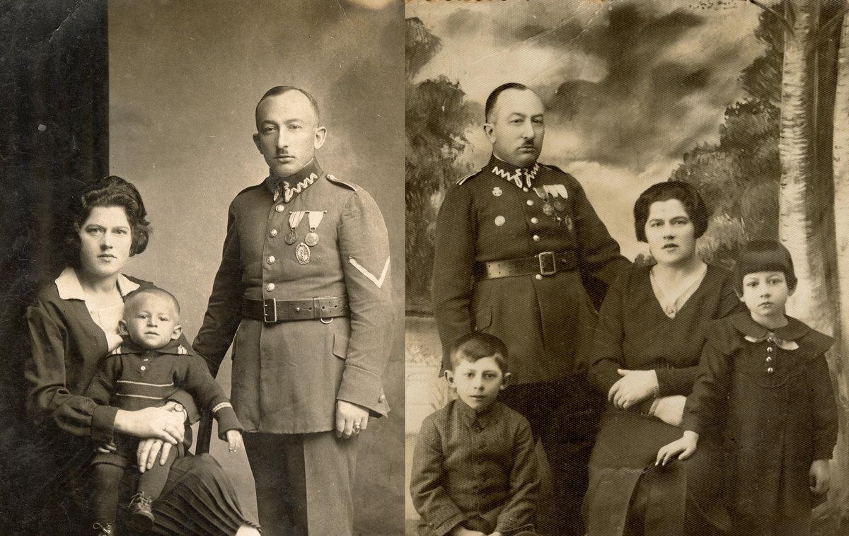 Włodzimierz Dembiński i jego rodzina