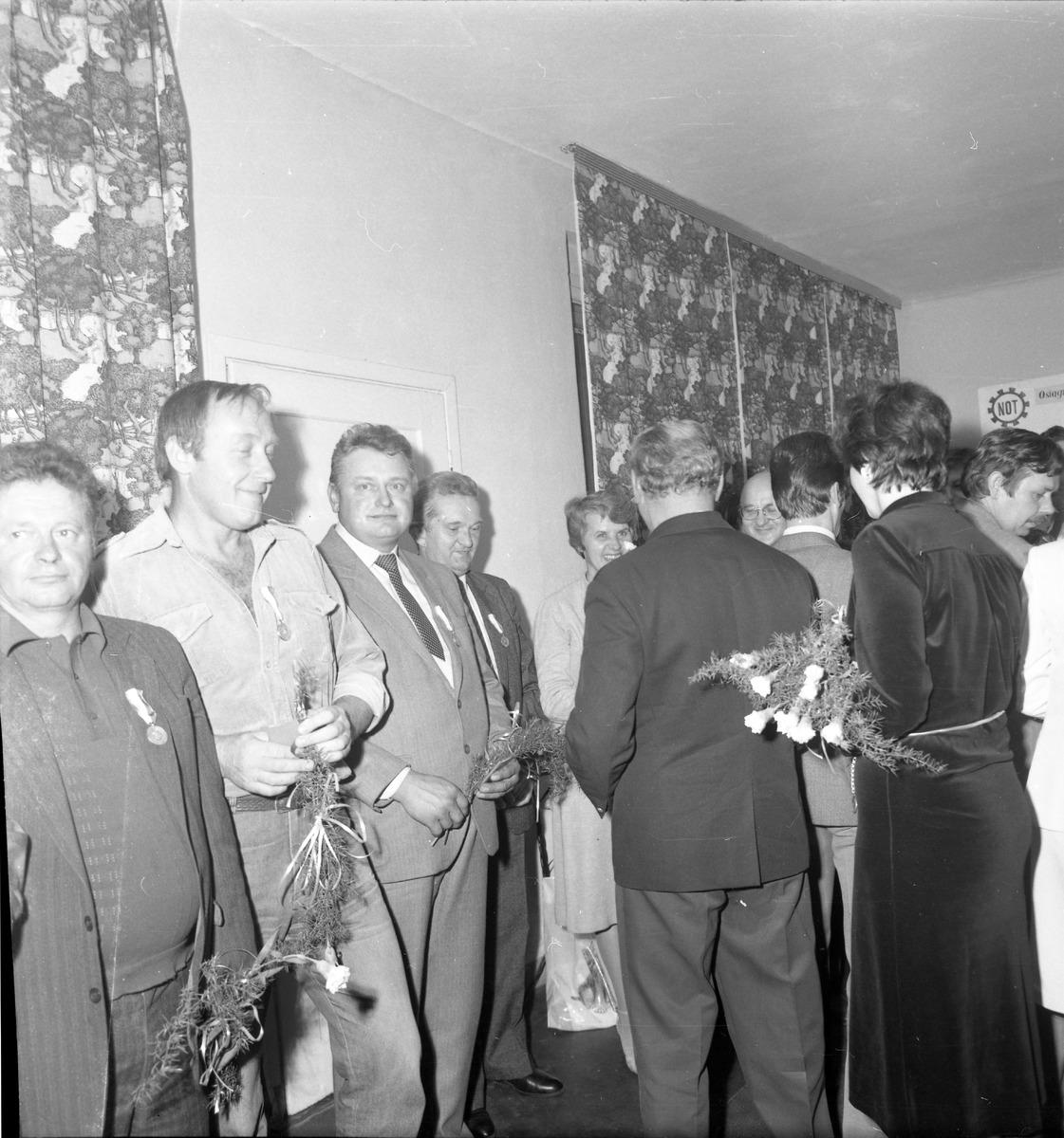 Spotkanie jubileuszowe w Mleczarni, 1985 r. [7]
