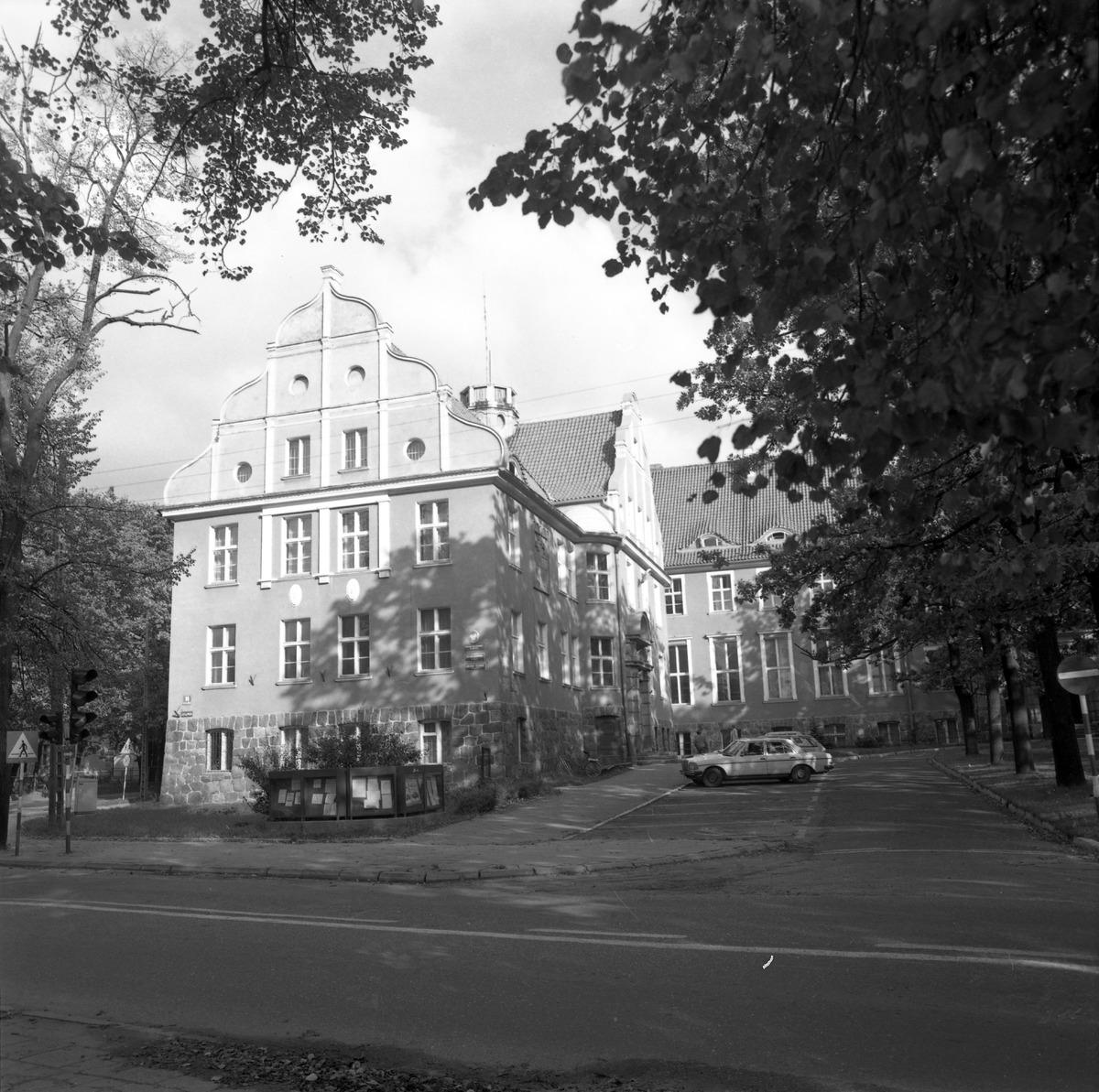 Wschodnia fasada Urzędu Miejskiego [2]
