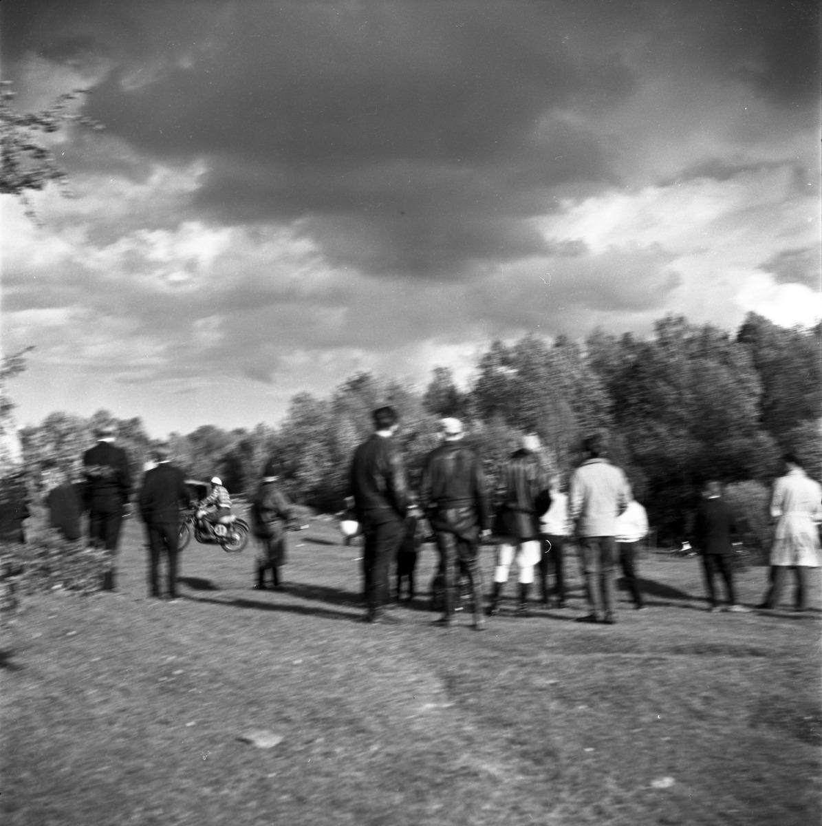 Zawody motocrossowe, 1964 r. [1]