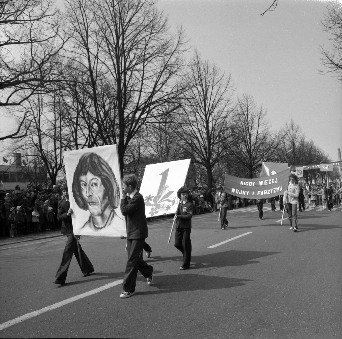 Pochód pierwszomajowy, 1978 r. [6]
