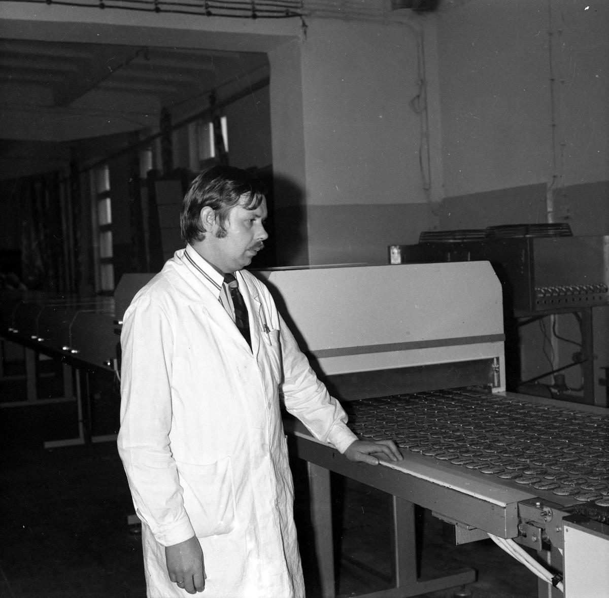 Franciszek Kulesza, pracownik WPC [1]