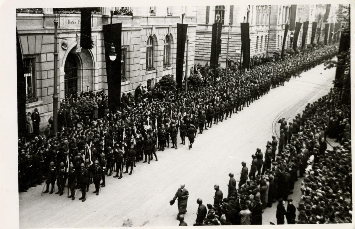 Pogrzeb Józefa Piłsudskiego w Krakowie [3]