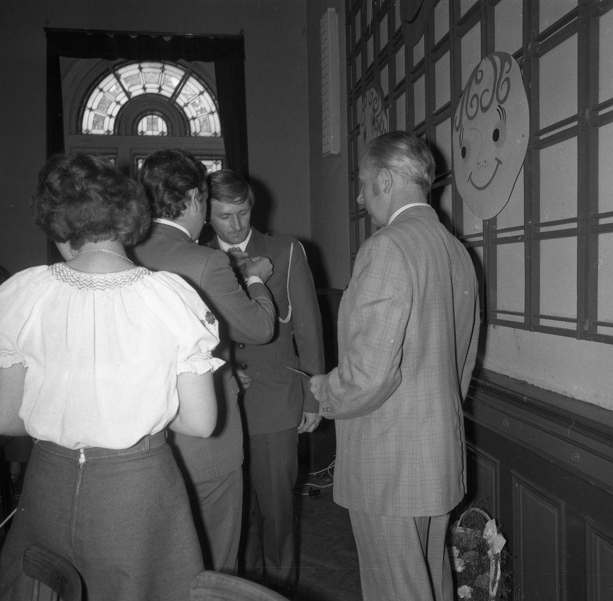 Zakończenie roku szkolnego 1974/1975 [1]