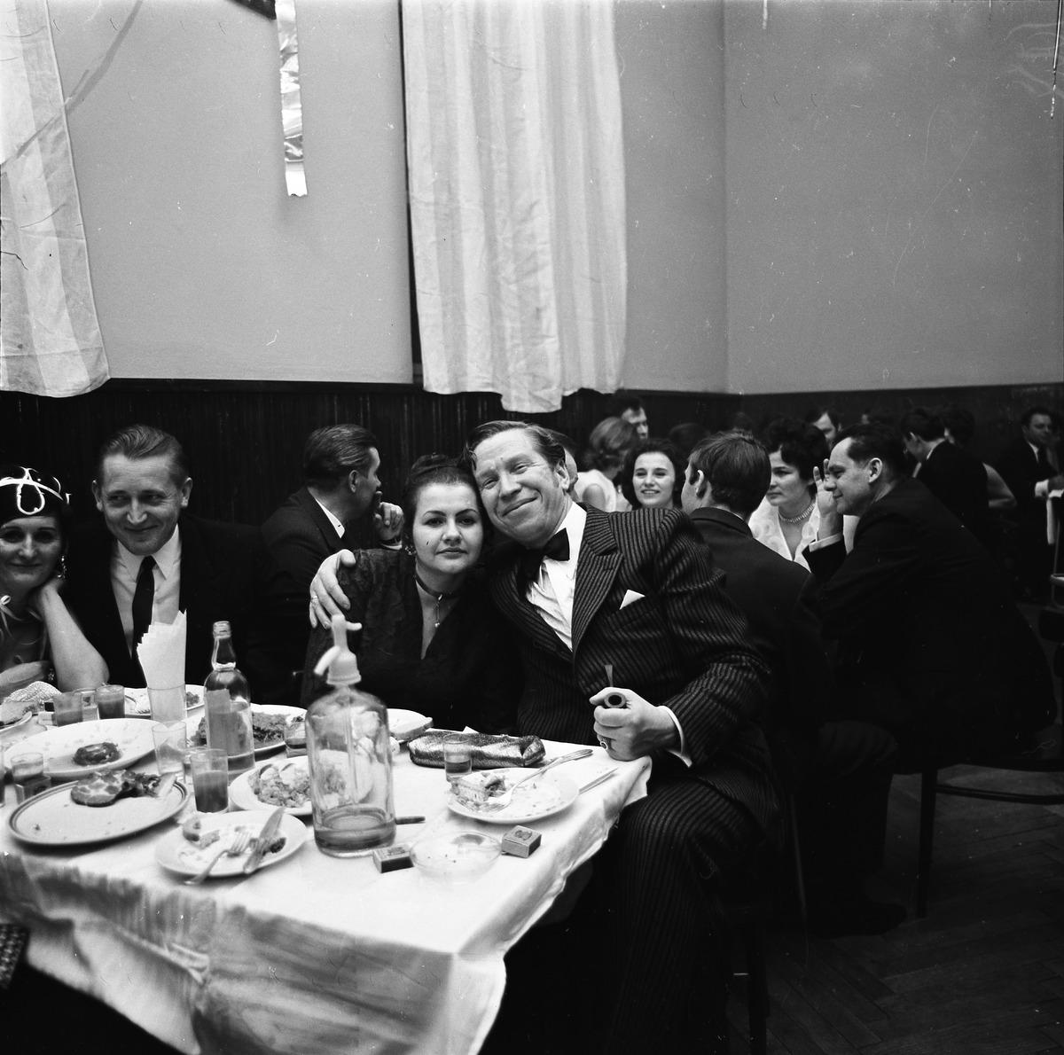 Bal Filmowców w PDK, 1972 r. [5]