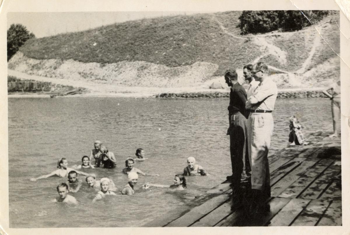 Uczniowie Państwowego Technikum Rybackiego w Giżycku [2]