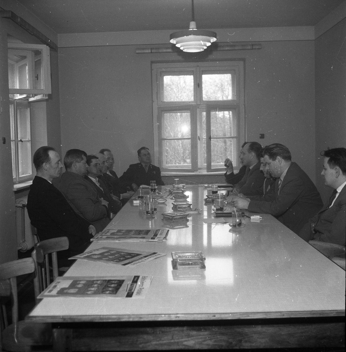 Spotkanie weteranów walk o Berlin w KP PZPR [7]