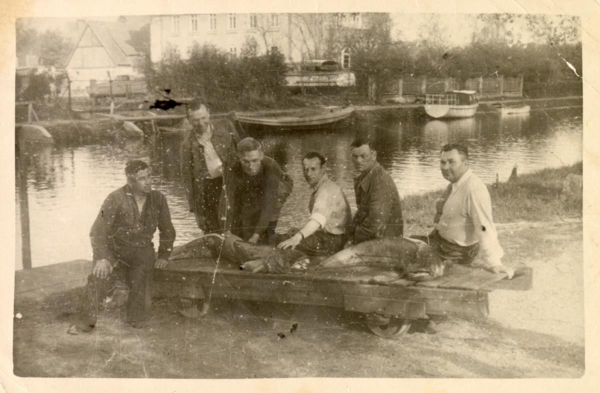 Pracownicy Zespołu Rybackiego[1]