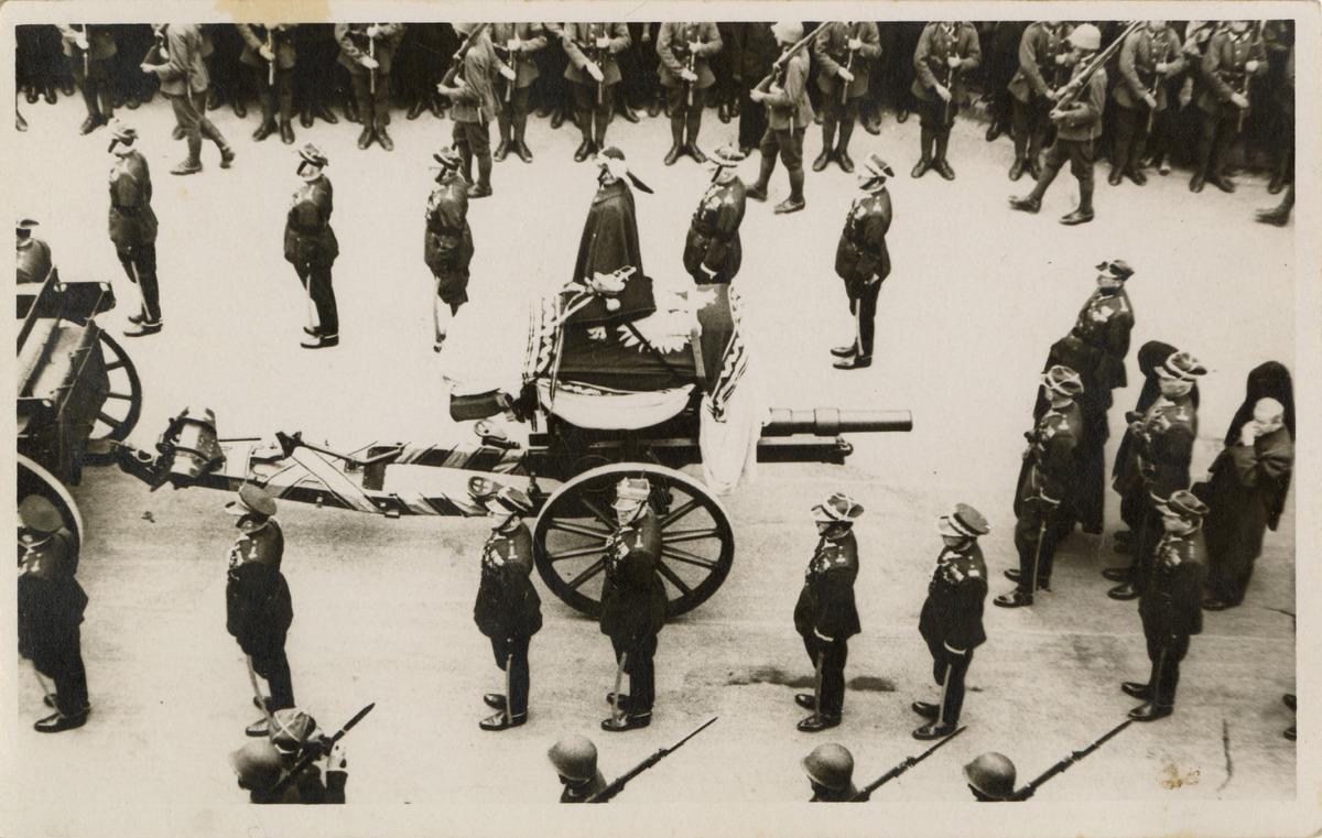 Pogrzeb Marszałka Józefa Piłsudskiego w Krakowie