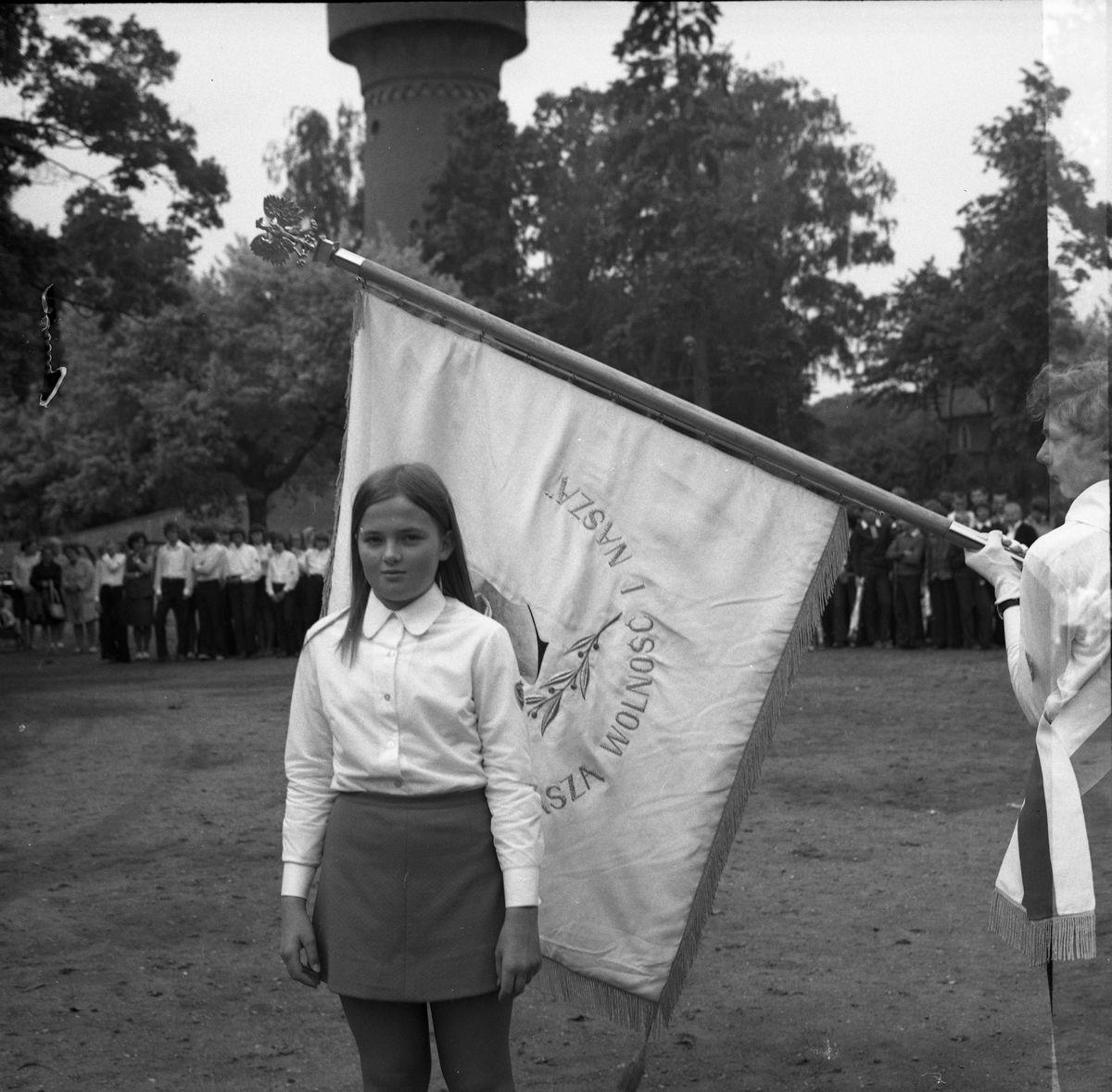 Zakończenie roku w SP nr 2, 1974 r. [2]