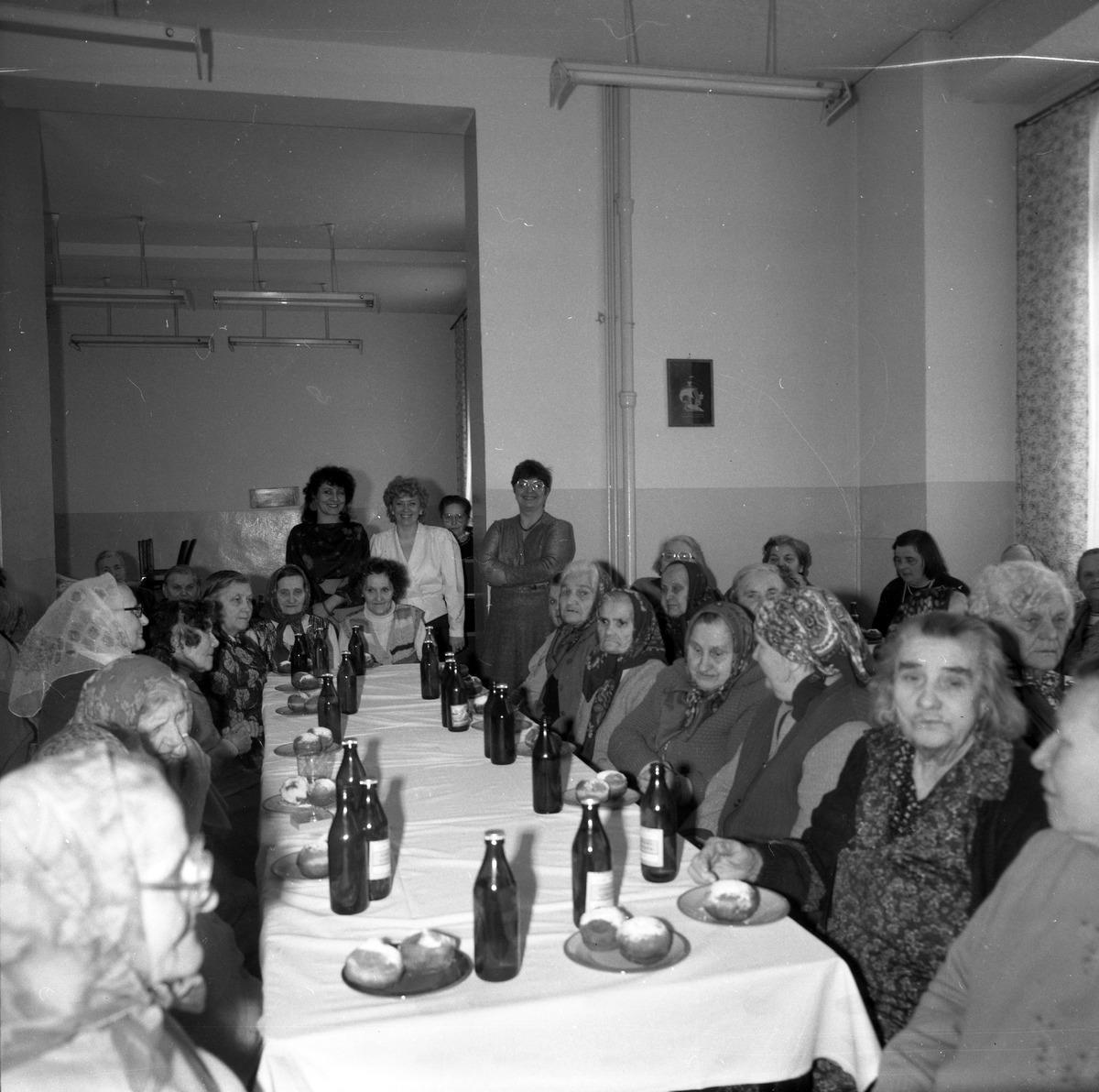 Dzień Kobiet w DPS, 1988 r. [2]