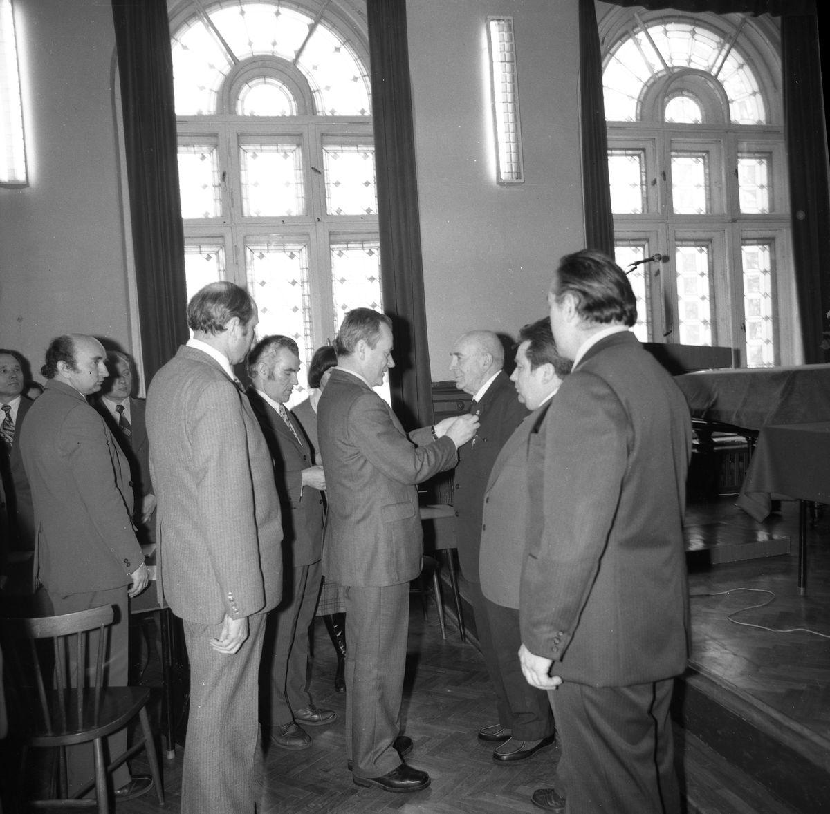 Spotkanie członków partii w LO [6]