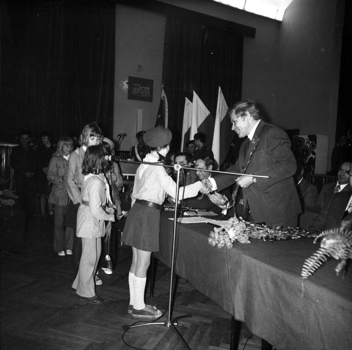 Święto Kombatantów, 1977 r.