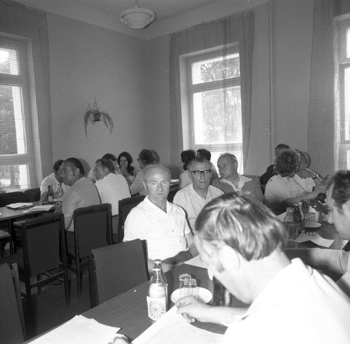 Sesja Miejskiej Rady Narodowej, 1975 r.