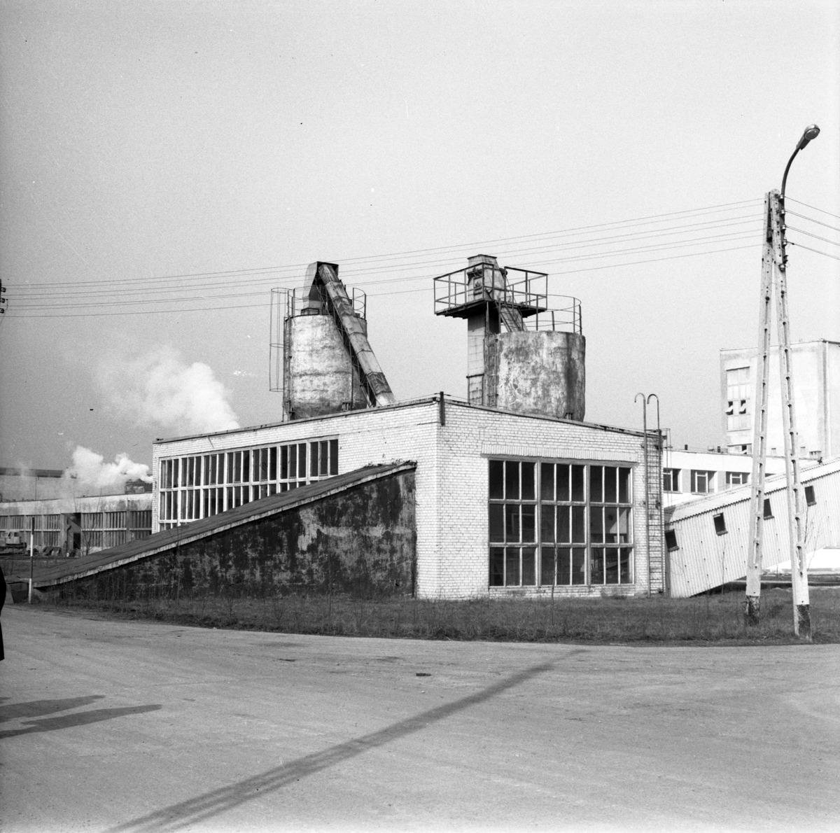 Zakład Produkcji Betonów w Wilkasach