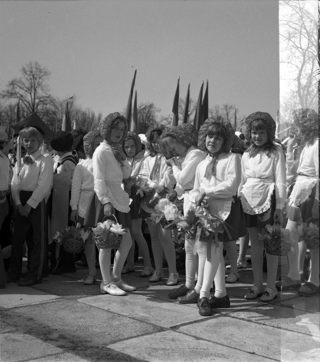 Pochód pierwszomajowy, 1975 r. [3]
