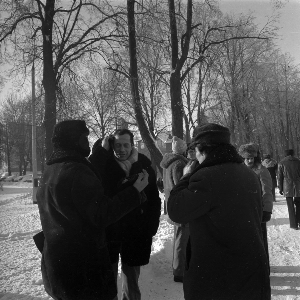 """Kulig pracowników MSI """"ZGODA"""", 1979 r. [7]"""