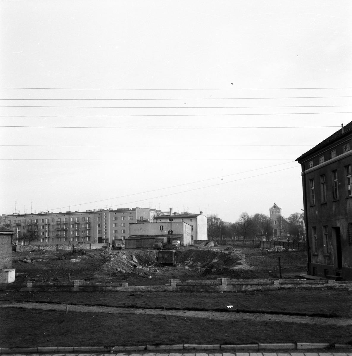 """Budowa osiedla """"Wodna"""" [1]"""