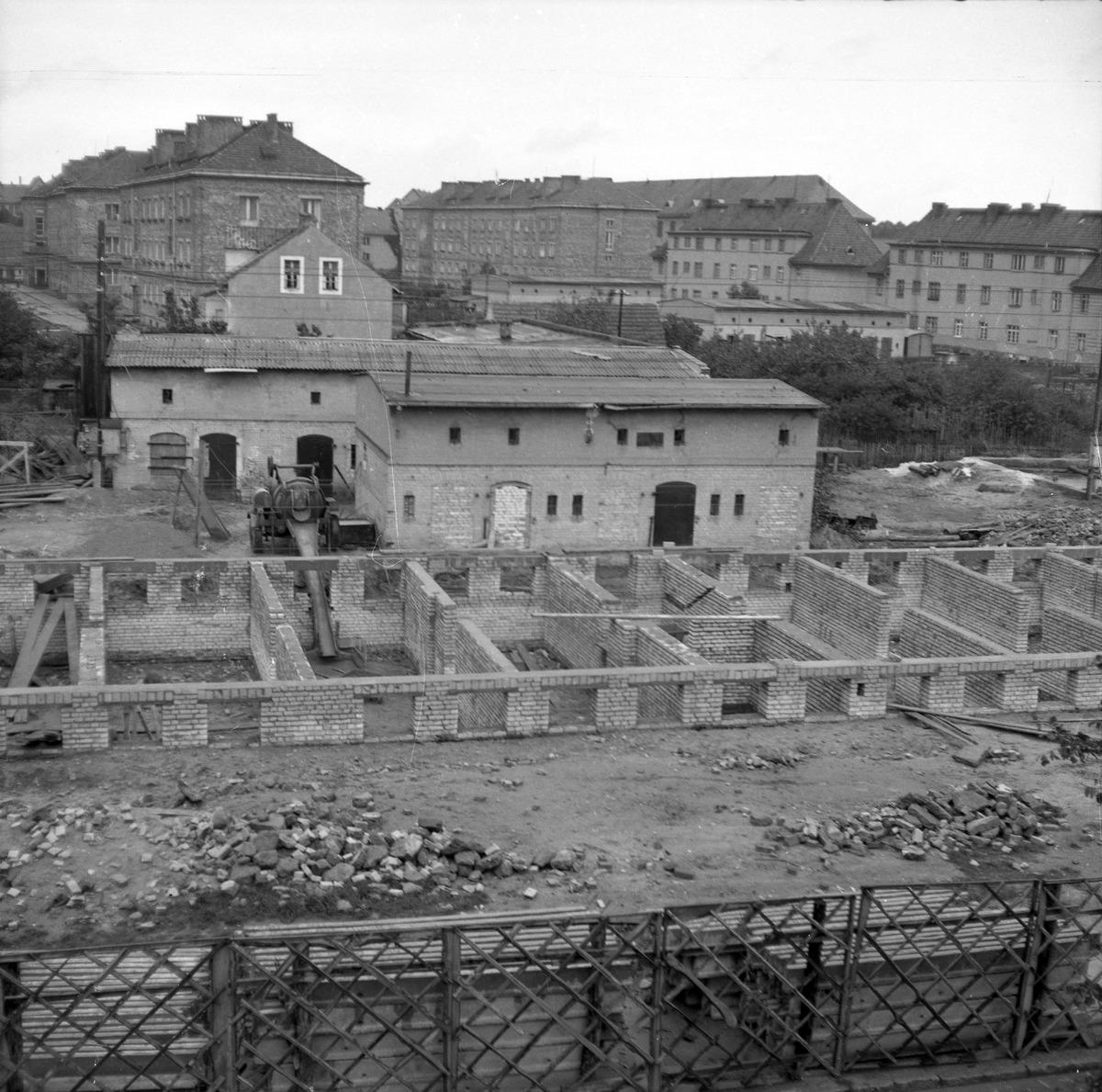 Blok przy ul. Kościuszki w budowie [4]