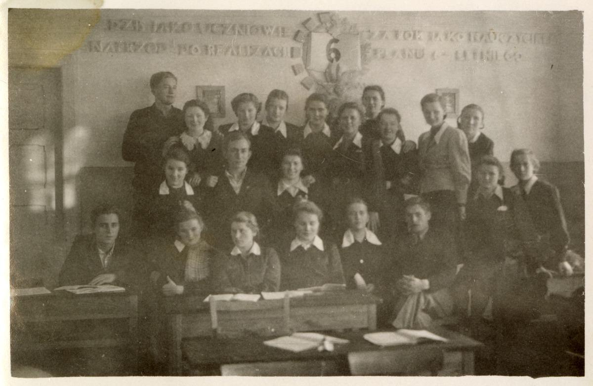 Uczniowie Państwowego Liceum Pedagogicznego w Giżycku [6]