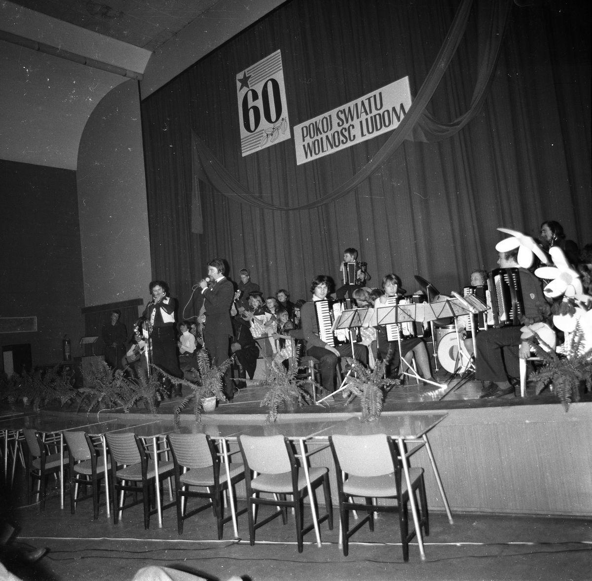 60. rocznica Rewolucji Październikowej, 1977 r.
