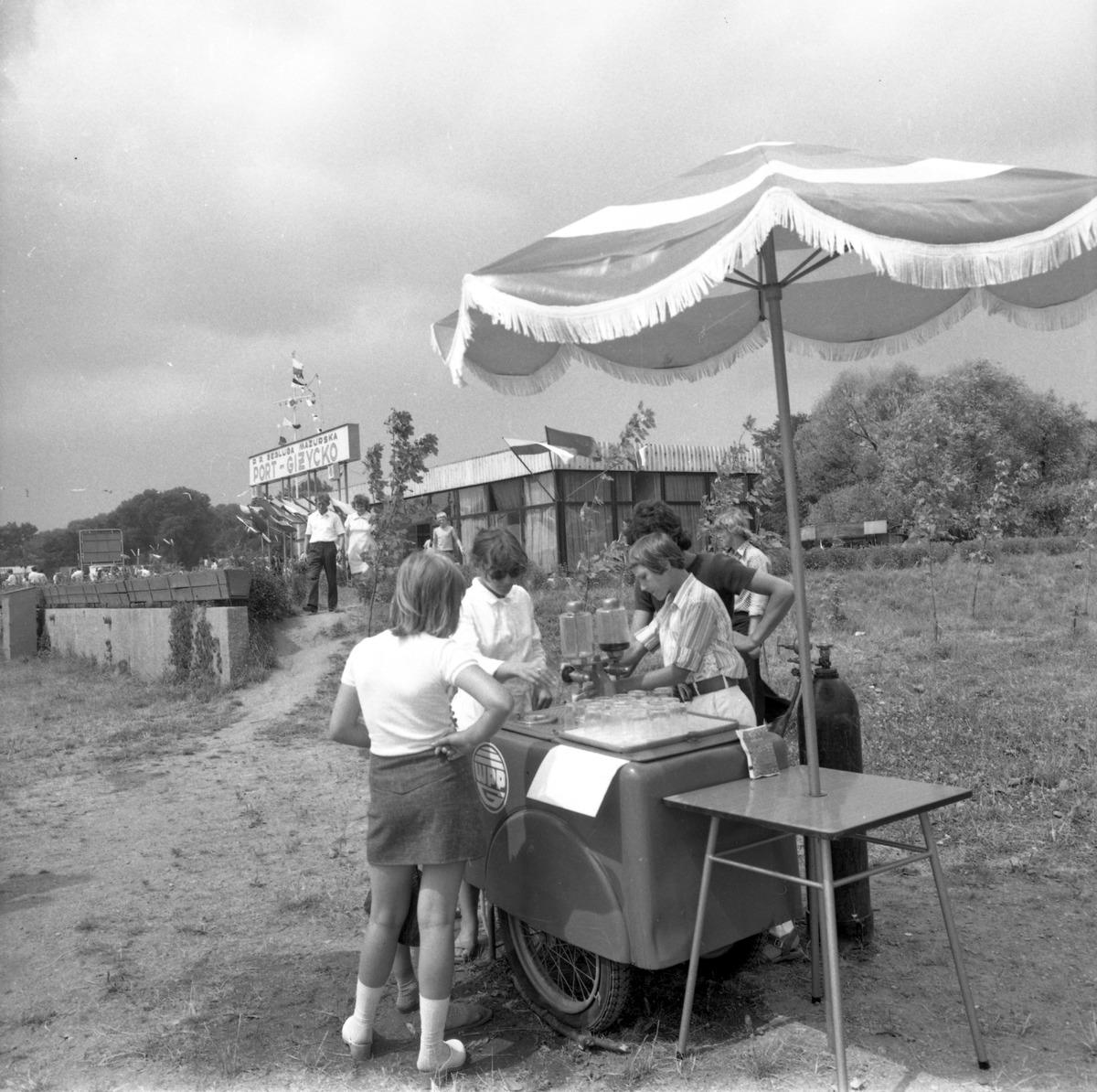 Festyn Prasowy w Giżycku, 1975 r. [8]