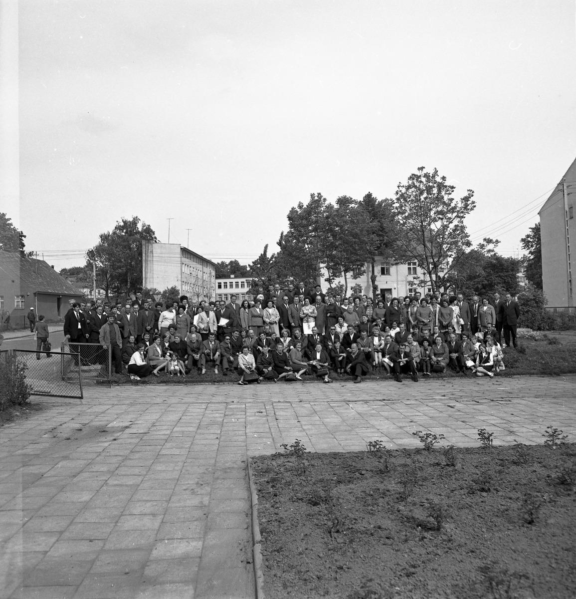 Pracownicy Miejskiego Zarządu Budynków Mieszkalnych