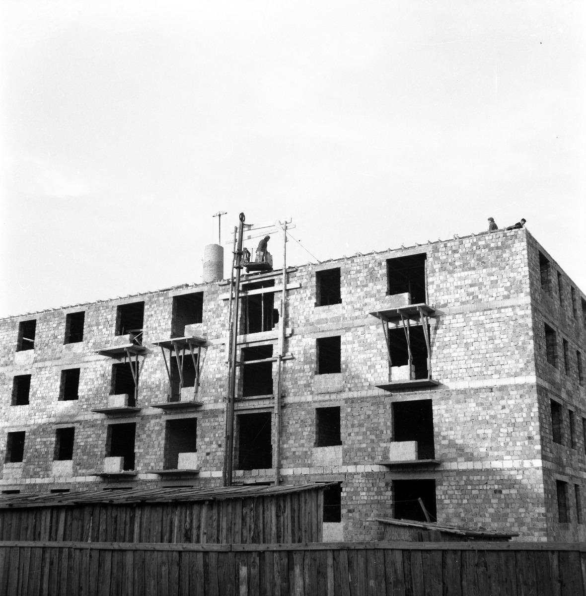"""Budowa osiedla """"Wodna"""" [4]"""