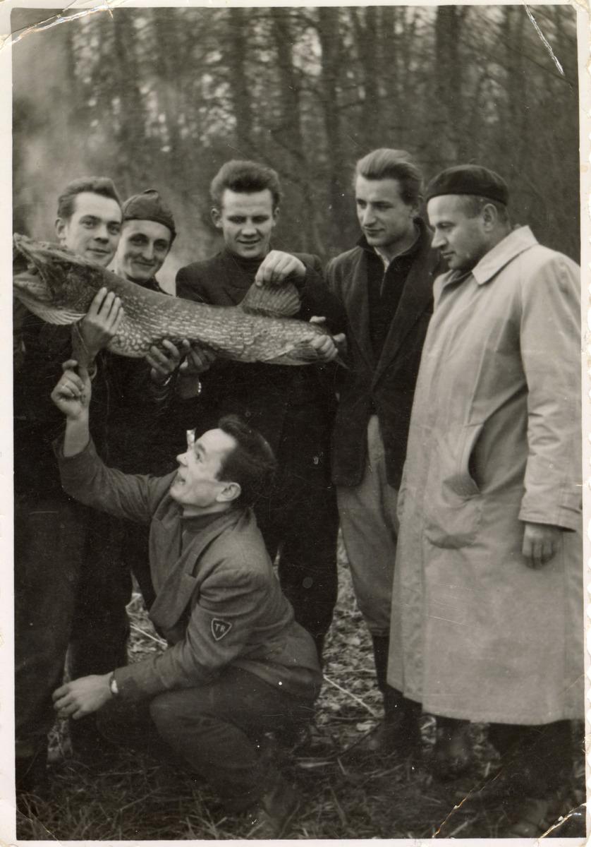 Uczniowie Państwowego Technikum Rybackiego w Giżycku [8]