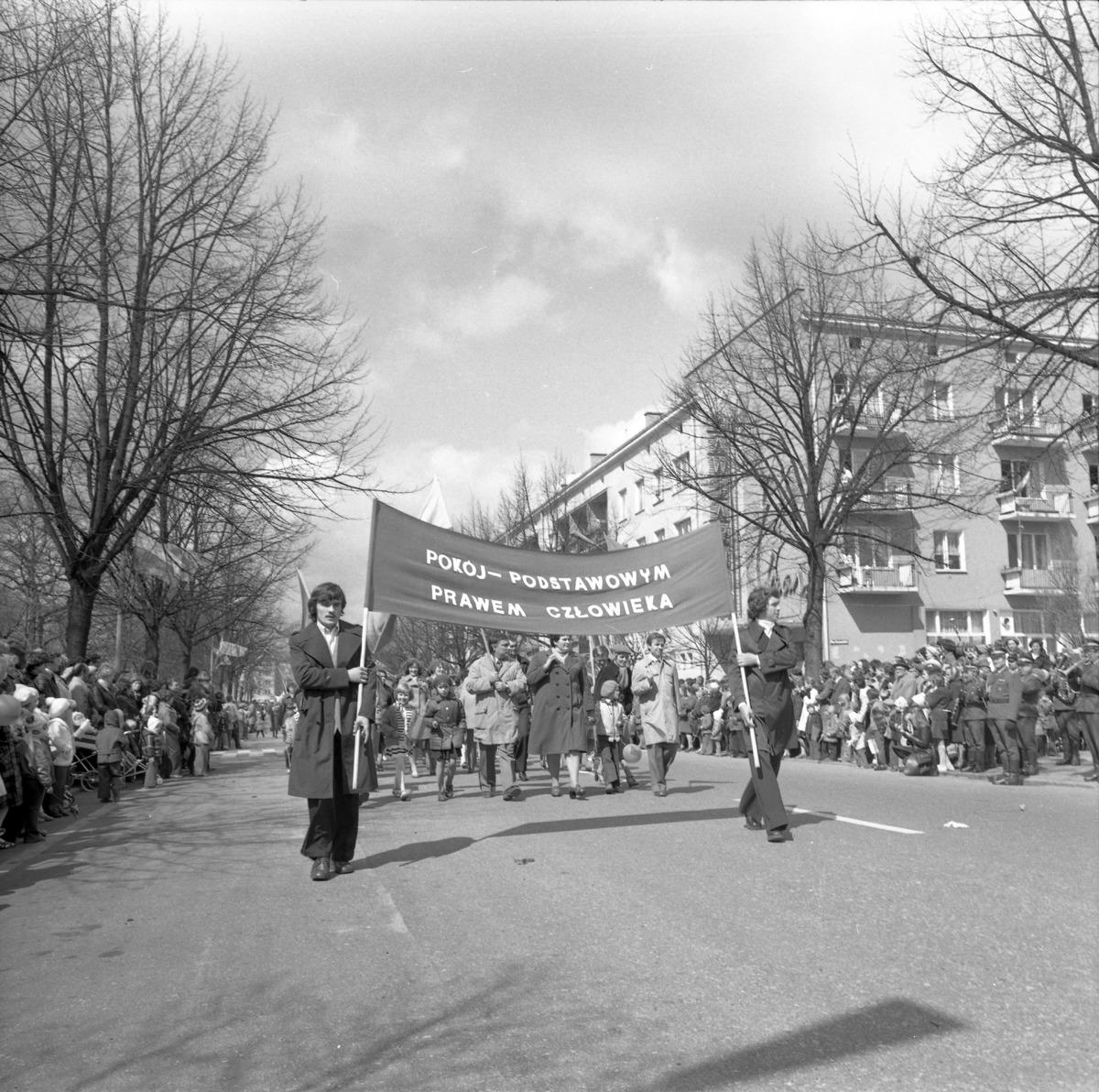 Święto Pracy, 1979 r.
