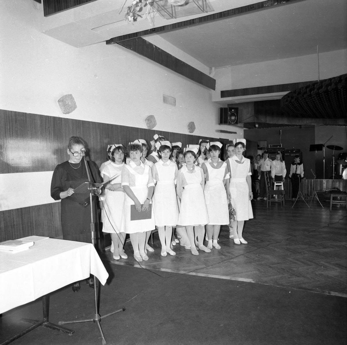 Międzynarodowy Dzień Pielęgniarki i Położnej 1988 r.
