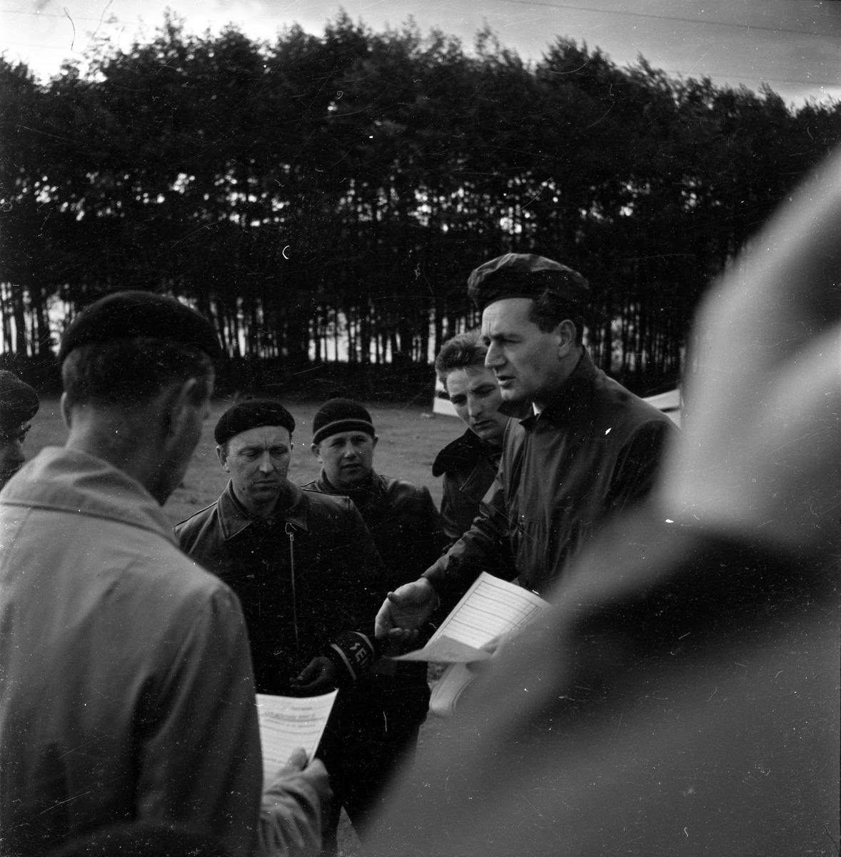 Zawody motocrossowe, 1964 r. [3]