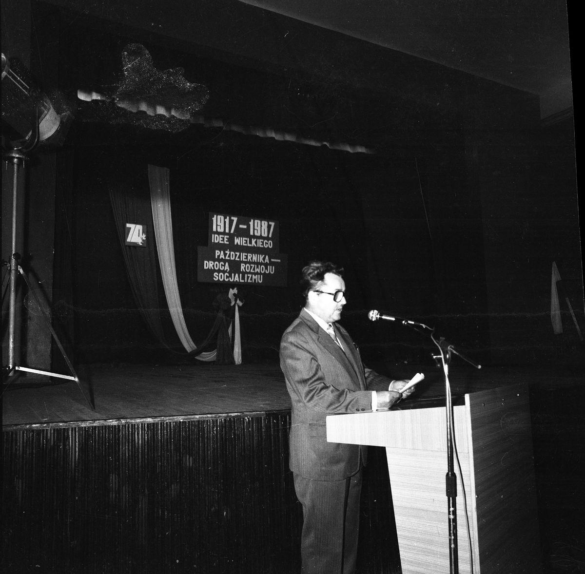 70. rocznica Rewolucji Październikowej [1]