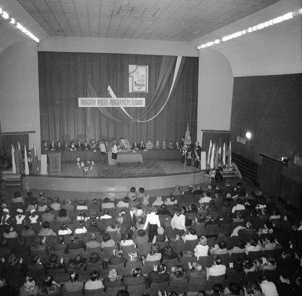 Komitet Miejski PZPR, 1976 r.