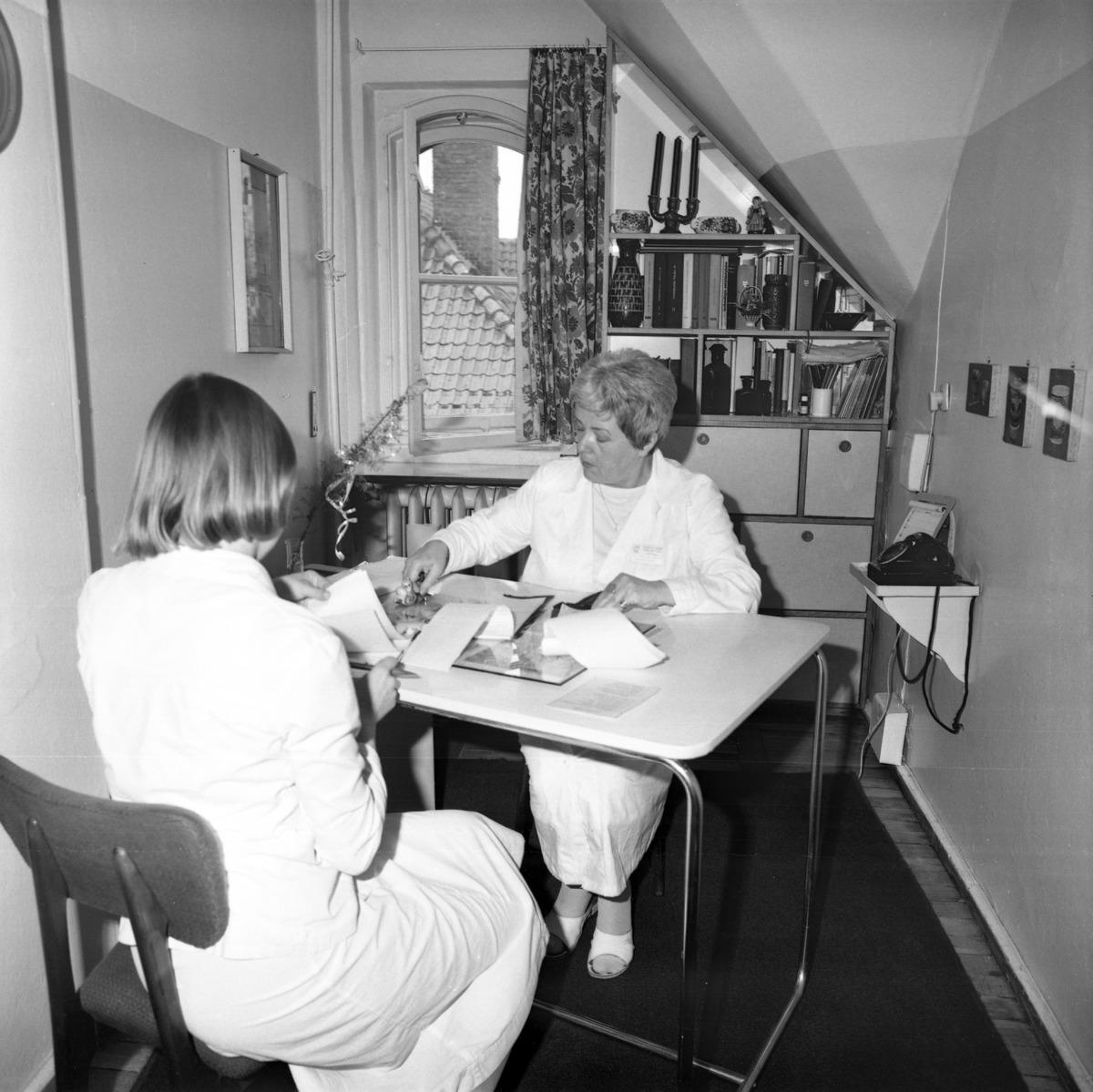 Dzień Służby Zdrowia w szpitalu ZOZ, 1986 r. [9]