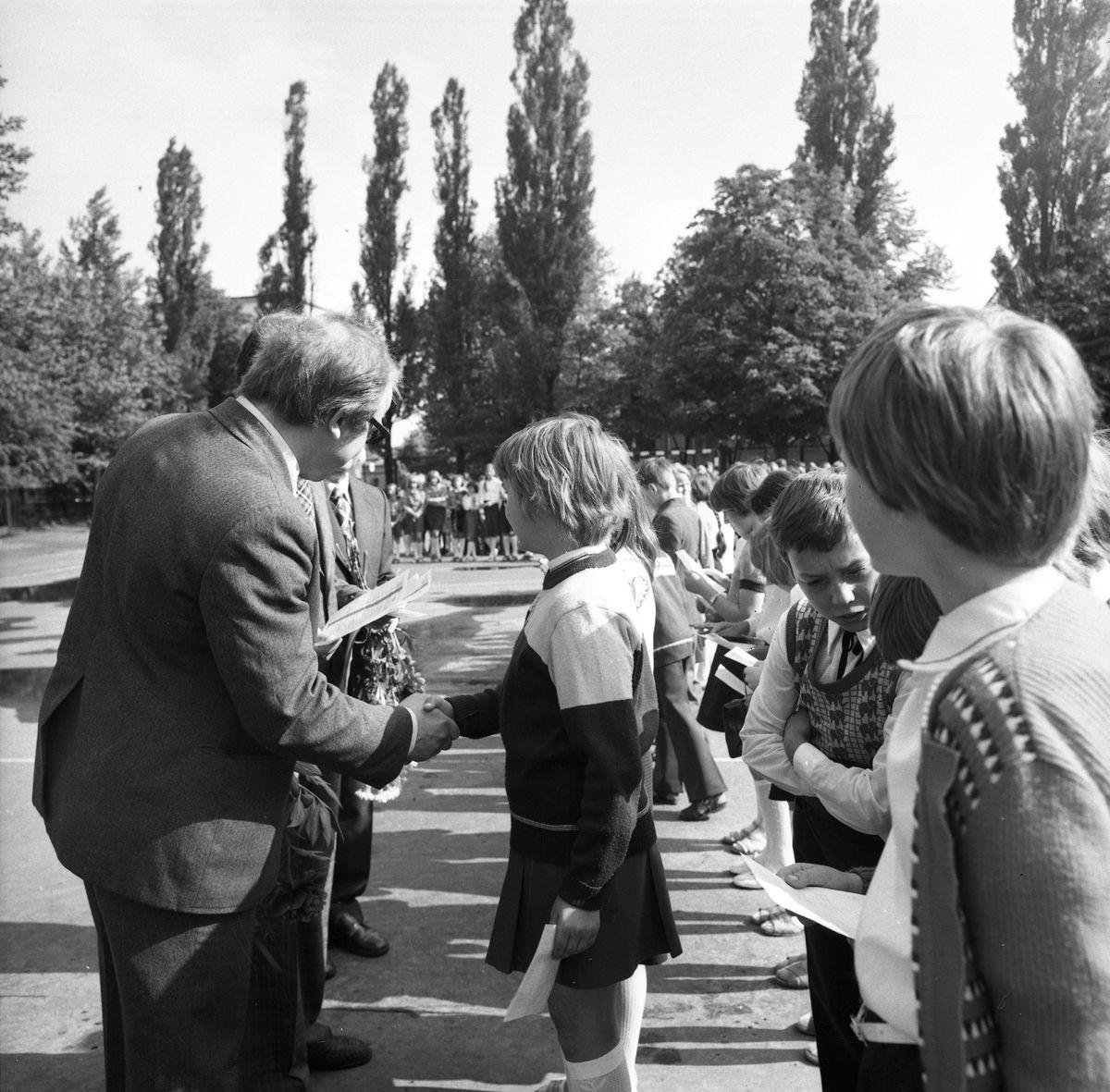Zakończenie roku szkolnego 1977/1978 [2]