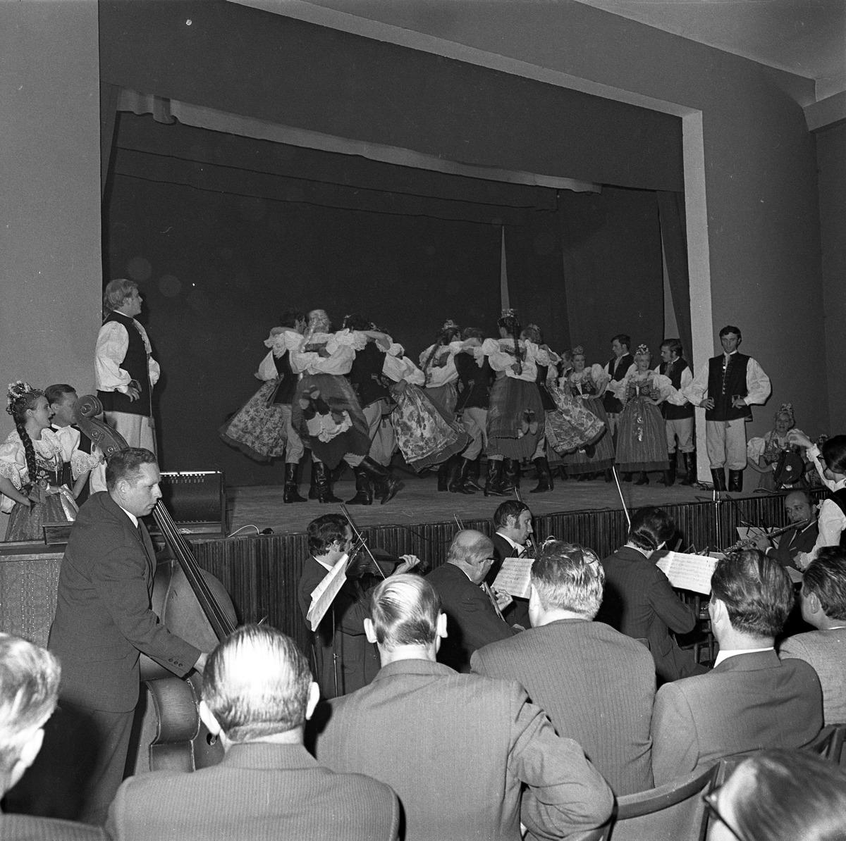 Występ Zespołu, 1971 r. [1]
