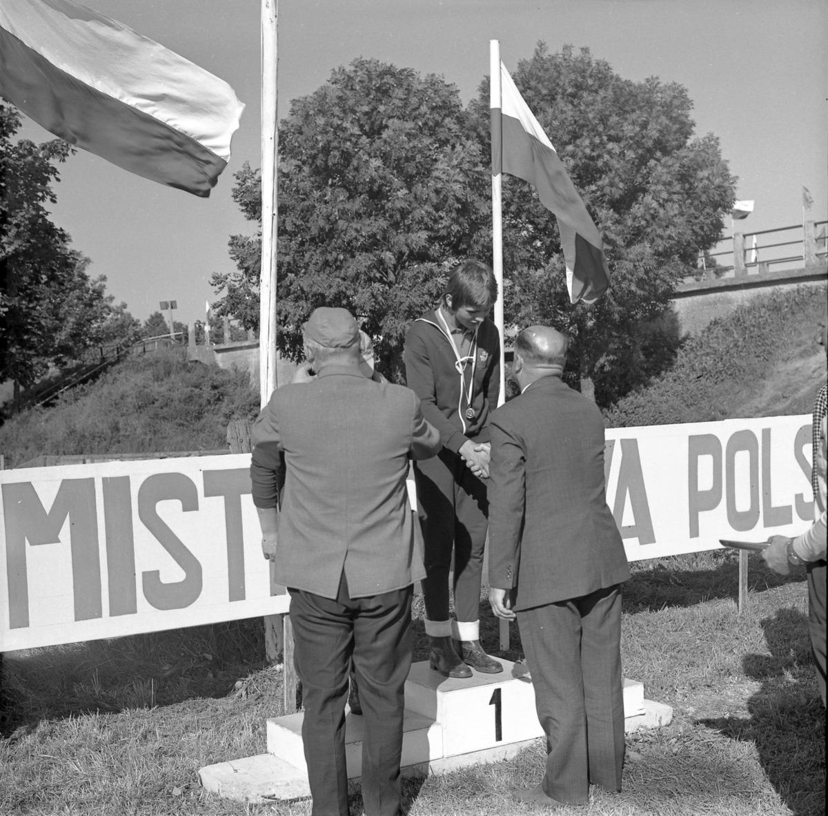 Wędkarskie Mistrzostwa Polski, 1972 r. [8]