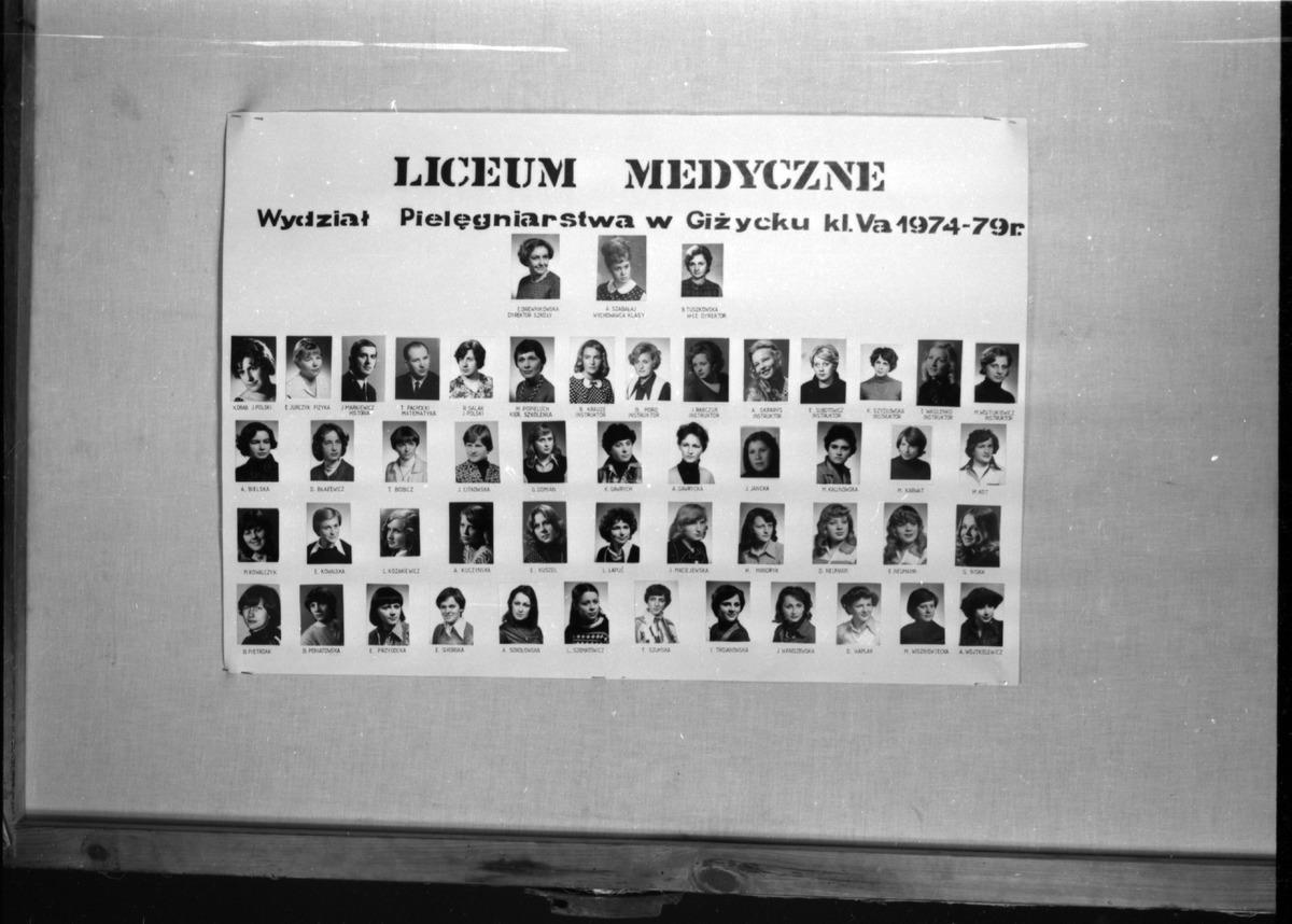 Wystawa zdjęć uczniów Liceum Medycznego